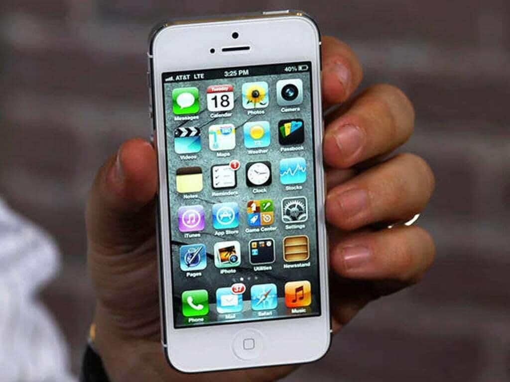 Spesifikasi Dan Harga IPhone 5 » Andro Ponsel